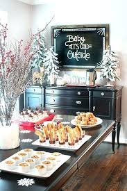 decorating buffet table buffet table decor ideas buffet table decorating ideas 4wfilm org