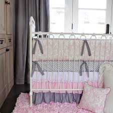 Monkey Crib Bedding Sets Bedroom Design Lovely Pink Flowers Bumper Design And White Sofa