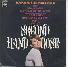 album cover parodies of barbra streisand second