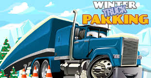 winter truck parking today s best mobile