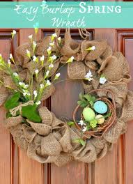 how to make easter wreaths 40 creative diy easter wreath ideas to beautify your home diy
