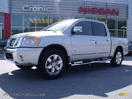 chrome nissan 2010 nissan titan se heavy metal chrome edition crew cab in