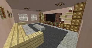 Einrichten Vom Wohnzimmer Einrichten In Minecraft Wohnzimmer 01 Mulenja U0026 Co