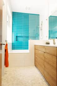 Blue Bathroom Tile by 33 Best White And Turquoise Bathrooms Images On Pinterest Room