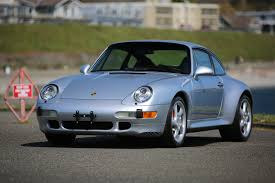 1996 Porsche 993 911 Carrera 4 S For Sale Silver Arrow Cars Ltd