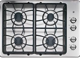 30 Stainless Steel Gas Cooktop Ge 30