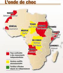 Good Morning Afrika Cartes Des Conflits En Afrique