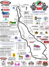 Race Map Code Mexlog 300 Race Map U0026 Info Race Dezert