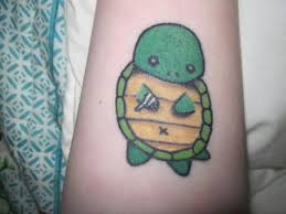 30 jazzy turtle tattoos slodive