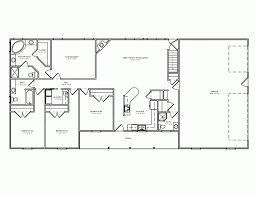 single level floor plans plan 2848j outdoor living space ranch house plans traditional in