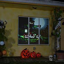 outdoor halloween decorations hsn