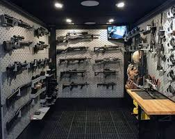 Gun Room Ideas