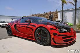 Bugatti Starting Price Bugatti Veyron Grand Sport Vitesse Customer Delivery Pictures