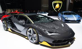 lamborghini supercar these luxury supercars at the geneva auto show are a car lover u0027s