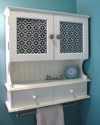 Wood Bathroom Towel Racks White Wooden Bathroom Wall Cabinets Home Decor Ideas 9504