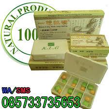 klg pembesar obat kuat ramuan alami
