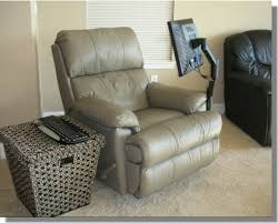 Recliner Chair With Speakers Ultimate Computer Setups Cool Computer Room Design