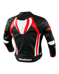 white motorcycle jacket piston ii jacket black fluo red white rebelhorn com