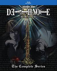 death note amazon com death note complete series standard edition blu ray