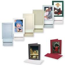 tap photo cards cardboard 4x6 insert presentation card