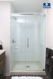 tub with glass shower door frameless glass shower spray panel oasis shower doors ma ct vt nh