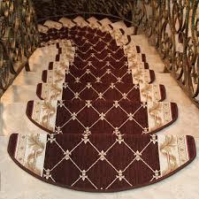 Stair Rug Aliexpress Com Buy 1 Piece Luxury Stair Carpet Slip Resistance