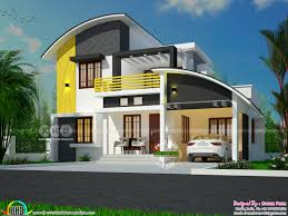contemporary style home 2017 kerala home design and floor plans