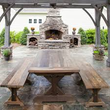 Cypress Outdoor Furniture by Farm Bench