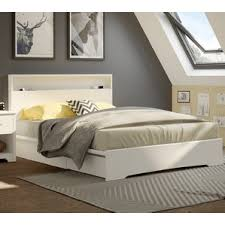 White Queen Platform Bed With Storage Storage Beds You U0027ll Love Wayfair