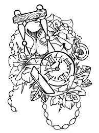 new school tattoo drawings black and white old school tattoo trace by vinoshitto on deviantart