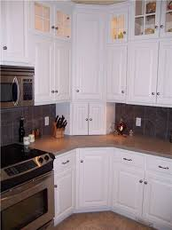 Corner Kitchen Cabinet White Corner Kitchen Cabinet Best 25 Corner Cabinet Kitchen Ideas