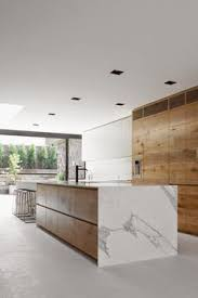 unfinished furniture kitchen island kitchen with unfinished wood cabinets and marble waterfall kitchen