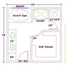 bathroom floor plans free master bath space plans yahoo image search results glamorous