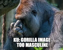 Funny Gorilla Meme - 29 funniest harambe memes jokes gifs photos images picsmine