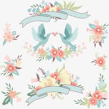 wedding flowers images free vector birds wedding flowers flowers flowers flower png
