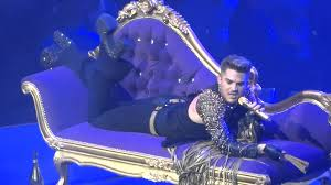 Runner Up Youtube by Queen Adam Lambert Killer Queen Mohegan Sun July 25 2014