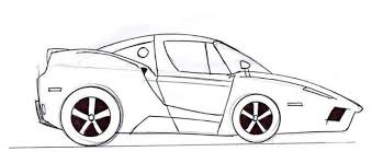 learn draw cartoon cars junior car designer