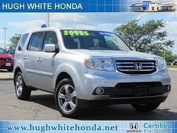 cpo honda pilot and used cars for sale in reynoldsburg oh car and driver