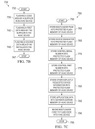 patent us8762666 backup and restoration of operation control
