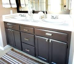 bathroom vanity makeover ideas bathroom cabinet makeover terrific cabinet makeover pictures best