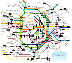 Buenos Aires Subway Map by Tokyo Transportation Recommendations Travel Ganas