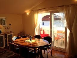 Ella Dining Room by Apartments Ella Podstrana Croatia Booking Com