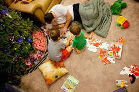 try these christmas games for kids