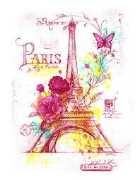 Brocante Vintage Paris 11 Mi Baul Del Decoupage Paris Vintage Rose Paris In Print