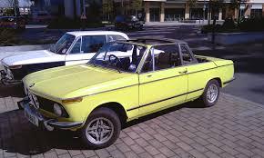 bmw 2002 baur cabriolet file bmw 2002 baur convertible 1974 jpg wikimedia commons