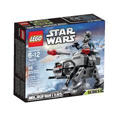 lego star wars at at microfighter 75075