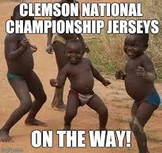 Clemson Memes - clemson national chionship meme national best of the funny meme