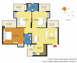 trident embassy trident infrahomes pvt ltd at greater noida west