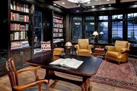 Home Office Bookshelf Ideas Traditional Bookshelf Ideas Home Office Traditional With Coffered