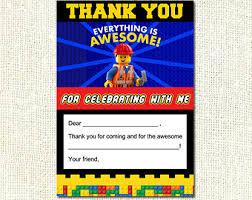 lego thank you etsy